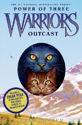 Image for WARRIORS POWER OF THREE OUTCAST