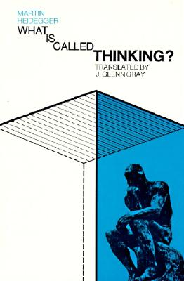 Image for What is Called Thinking?