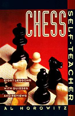 Image for CHESS SELF TEACHER EIGHT LESSONS WITH QUIZZES AND REVIEWS