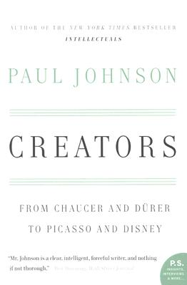 Image for Creators: From Chaucer and Durer to Picasso and Disney (P.S.)
