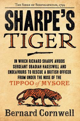 Image for Sharpe's Tiger (Richard Sharpe's Adventure Series #1)