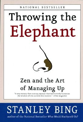 Image for THROWING THE ELEPHANT : ZEN AND THE ART