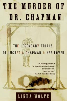 Murder of Dr. Chapman, The, Wolfe, Linda