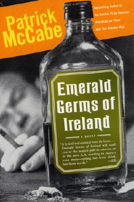Image for EMERALD GERMS OF IRELAND A NOVEL