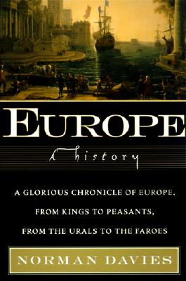 Image for EUROPE: A HISTORY