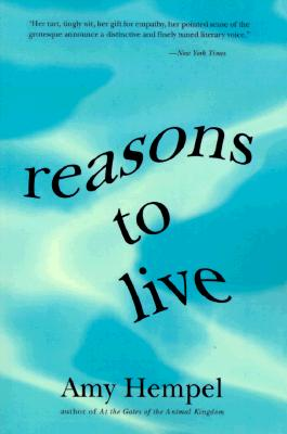 Reasons to Live, Hempel, Amy