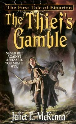 """Image for """"The Thief's Gamble (Tales of Einarinn, Book 1)"""""""