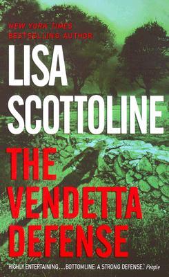 The Vendetta Defense, Scottoline, Lisa