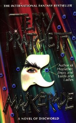 Maskerade, Terry Pratchett