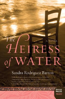 Image for HEIRESS OF WATER, THE A NOVEL