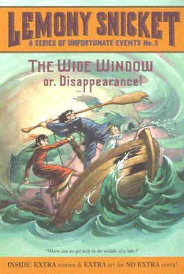 WIDE WINDOW (SERIES OF UNFORTUNATE EVENTS, NO 3), SNICKET, LEMONY