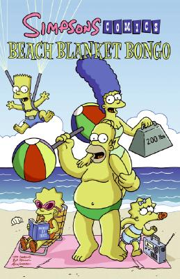 Simpsons Comics Beach Blanket Bongo (Simpsons Comic Compilations), Matt Groening