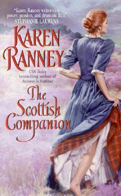 Image for The Scottish Companion (Avon Romantic Treasure)