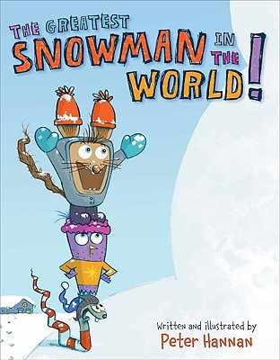 Image for The Greatest Snowman in the World!