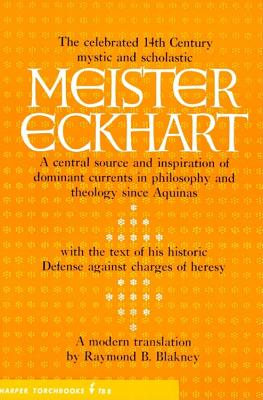 Image for MEISTER ECKHART