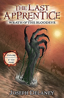 Image for The Last Apprentice: Wrath of the Bloodeye