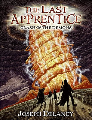 Image for The Last Apprentice: Clash of the Demons (Book 6)