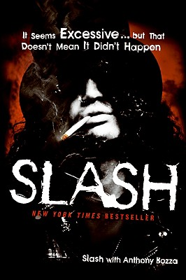 Slash The Autobiography, Slash