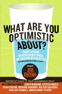 Image for What Are You Optimistic About?