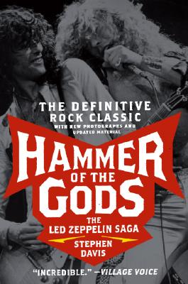 Image for Hammer of the Gods: The Led Zeppelin Saga