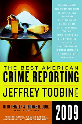 Image for The Best American Crime Reporting 2009