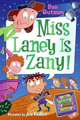 Image for My Weird School Daze #8: Miss Laney Is Zany!