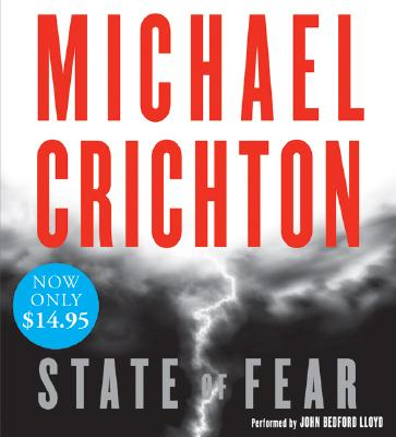 State of Fear Low Price CD, Michael Crichton