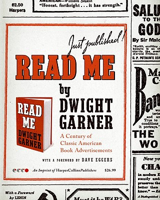 Image for Read Me : a century of Classic American book Advertisements