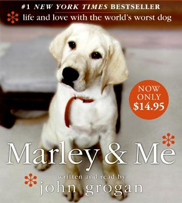Image for Marley & Me:  Life and Love with the World's Worst Dog (CD)
