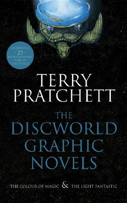 Image for DISCWORLD GRAPHIC NOVELS, THE THE COLOR OF MAGIC & THE LIGHT FANTASTIC