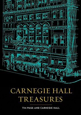 Image for Carnegie Hall Treasures