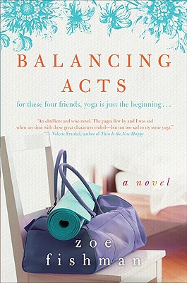 Image for BALANCING ACTS A NOVEL