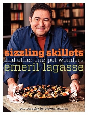 Image for EMERIL'S SIZZLING SKILLETS AND OTHER ONE