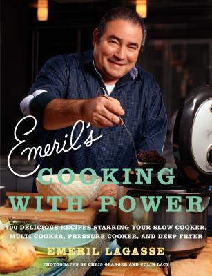 Image for EMERIL'S COOKING WITH POWER