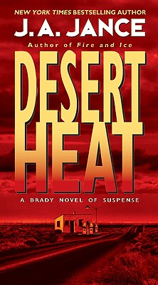 Image for Desert Heat (Joanna Brady)