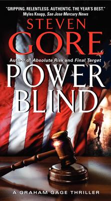Image for Power Blind: A Graham Gage Thriller (Graham Gage Thrillers)