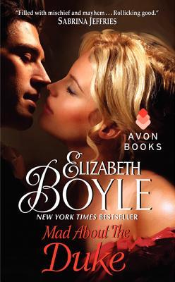 Mad About the Duke (Avon), Elizabeth Boyle