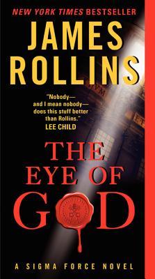 Image for THE EYE OF GOD [TALL PB]