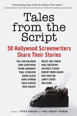TALES FROM THE SCRIPT : 50 HOLLYWOOD SCR, PETER HANSON