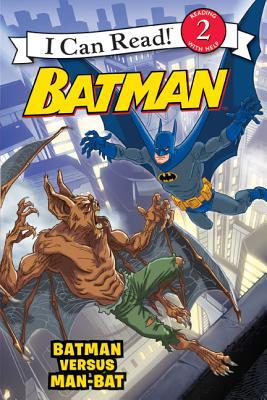 Image for Batman Versus Man-Bat