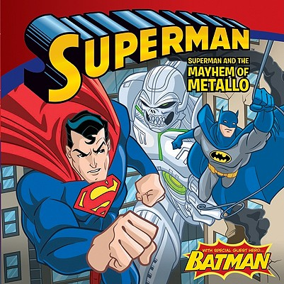 Image for Superman and the Mayhem of Metallo