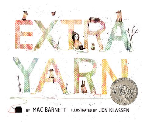 Extra Yarn, Mac Barnett
