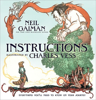 Instructions, Gaiman, Neil