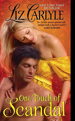 One Touch of Scandal (Fraternitas Aureae Crucis), Liz Carlyle