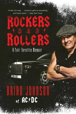 ROCKERS AND ROLLERS, BRIAN JOHNSON