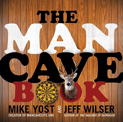 Image for The Man Cave Book