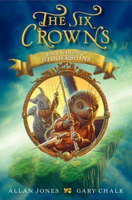 SIX CROWNS : FAIR WIND TO WIDDERSHINS, ALLAN JONES