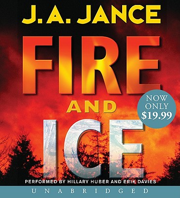 Fire and Ice Low Price CD: A Beaumont and Brady Novel (J. P. Beaumont Novel), J. A. Jance