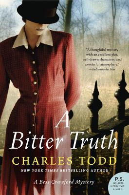 Image for A Bitter Truth: A Bess Crawford Mystery (Bess Crawford Mysteries)