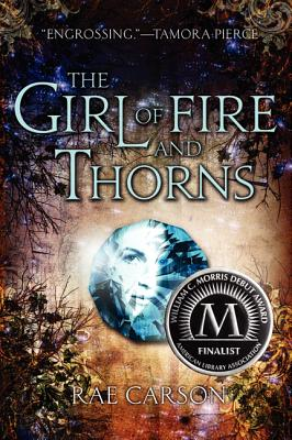 GIRL OF FIRE AND THORNS (NO 1), CARSON, RAE